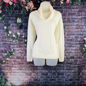 Carolyn Teylor Women's Sweaters Cowl Neckline